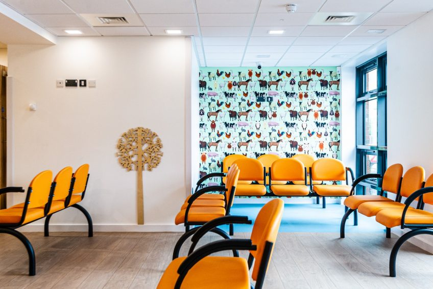 Prime and Hereford Medical Group offer a virtual tour around Hereford's new super surgery