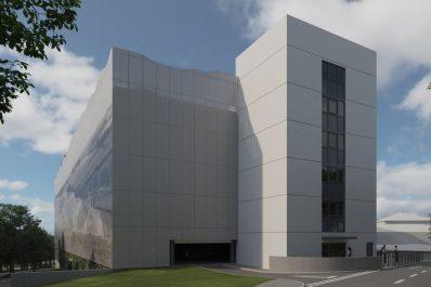 Work set to begin on Dorset County Hospital's multi-storey car park