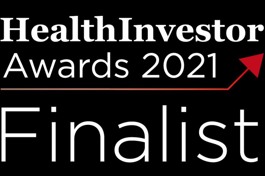 Prime shortlisted as HealthInvestor Awards 2021 finalist