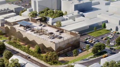 Sandwell and City Hospital Multi-Storey Car Parks