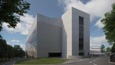 Dorset County Hospital Multi-Storey Car Park