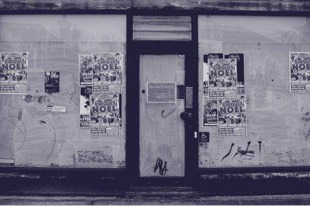 Empty shop   Economic effect