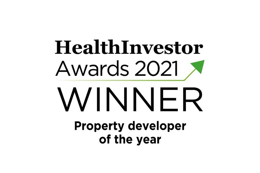 Prime wins Developer of the Year at 2021 HealthInvestor Awards