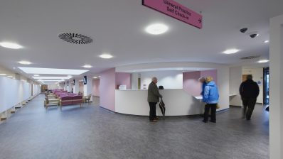 Nairn Town & County Hospital and Primary Care Centre