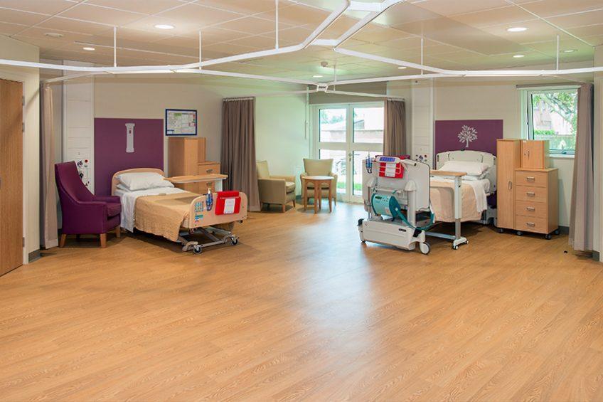 Dementia friendly unit opens at West Heath Hospital