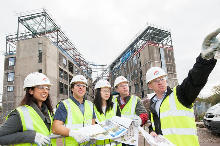 Staff and students countdown to the new Birmingham Dental Hospital and School of Dentistry at Pebble Mill