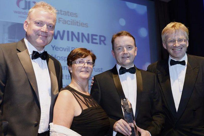 Award win for Prime as part of the Yeovil Estates Partnership