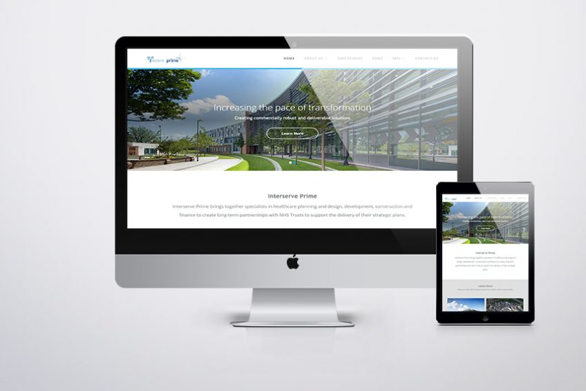 Interserve Prime launches new website