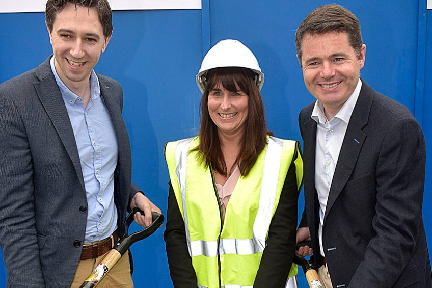 Work gets started on landmark Primary Care project in Ireland