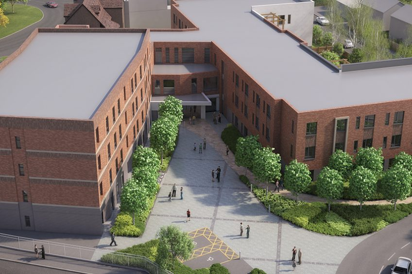 Financial close reached on new care village in Newcastle-under-Lyme