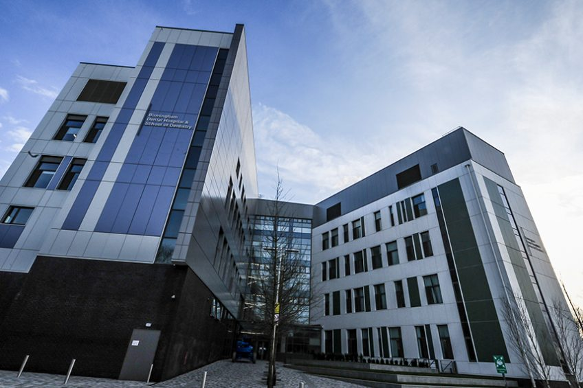 New Birmingham Dental Hospital and School of Dentistry set to open doors to public