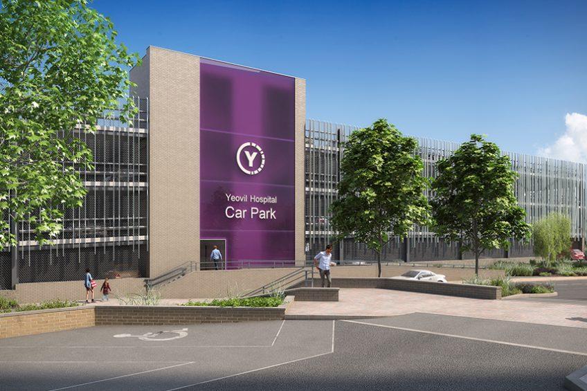 Green light for Yeovil District Hospital multi-storey car park