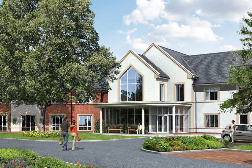 Care home plan given green light