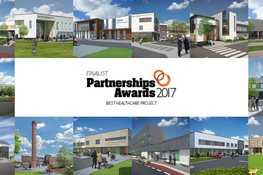 Ireland Primary Care programme shortlisted for Best Healthcare Project