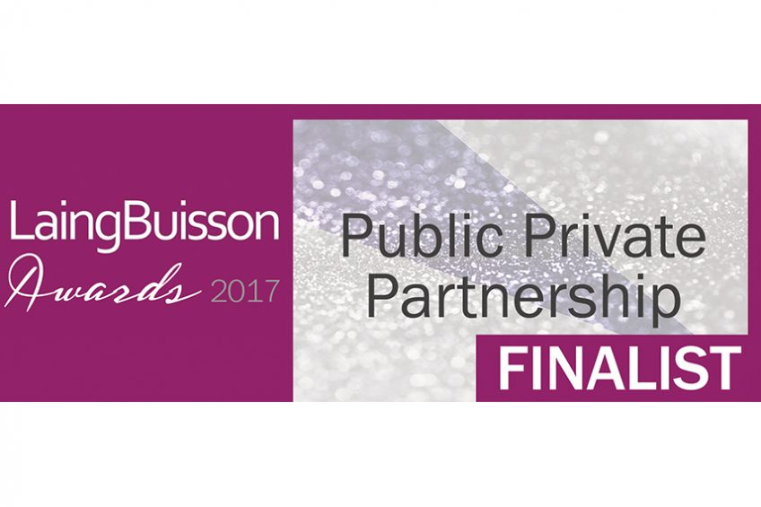 Prime is shortlisted for award through the Yeovil Estates Partnership