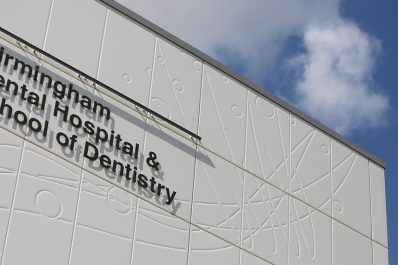 Birmingham Dental Hospital in the spotlight at King's Fund event