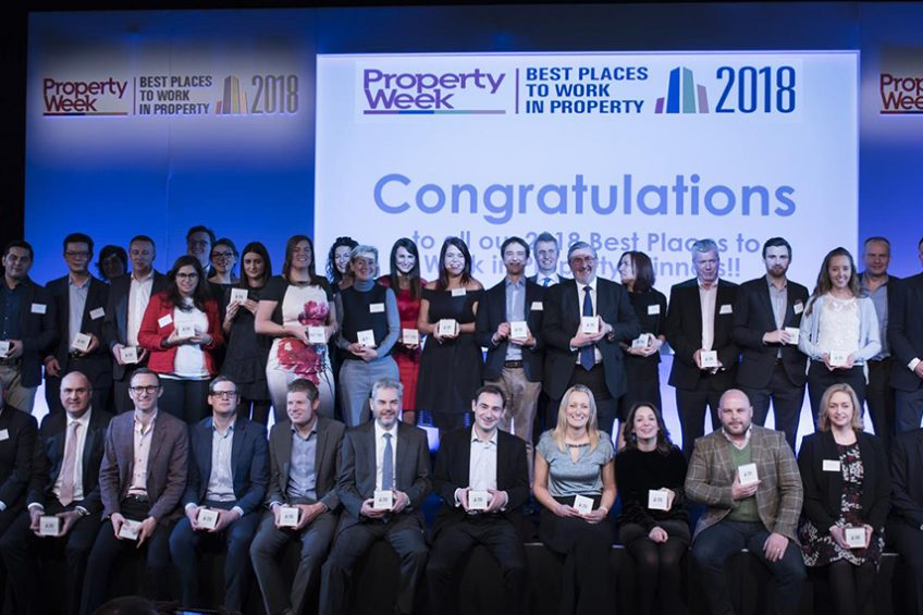 Prime named as one of the best places to work in property