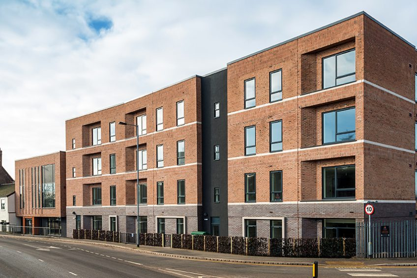 Building work completes on Belong care village in Newcastle-under-Lyme