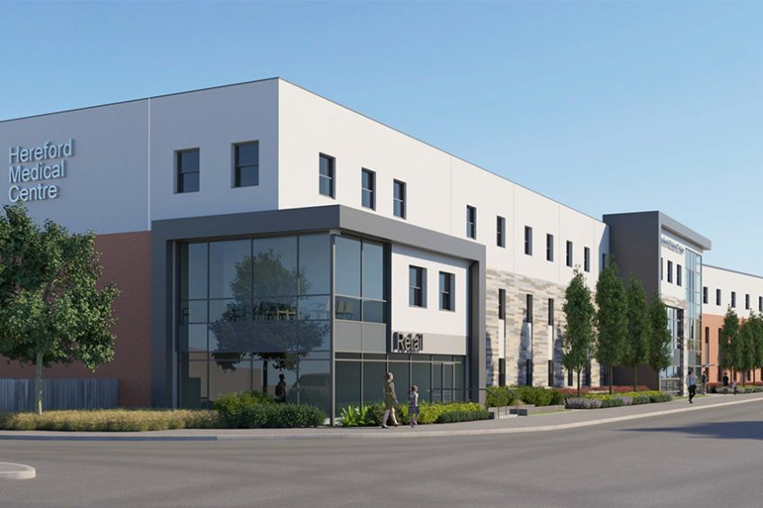 Medical centre gets green light from planners