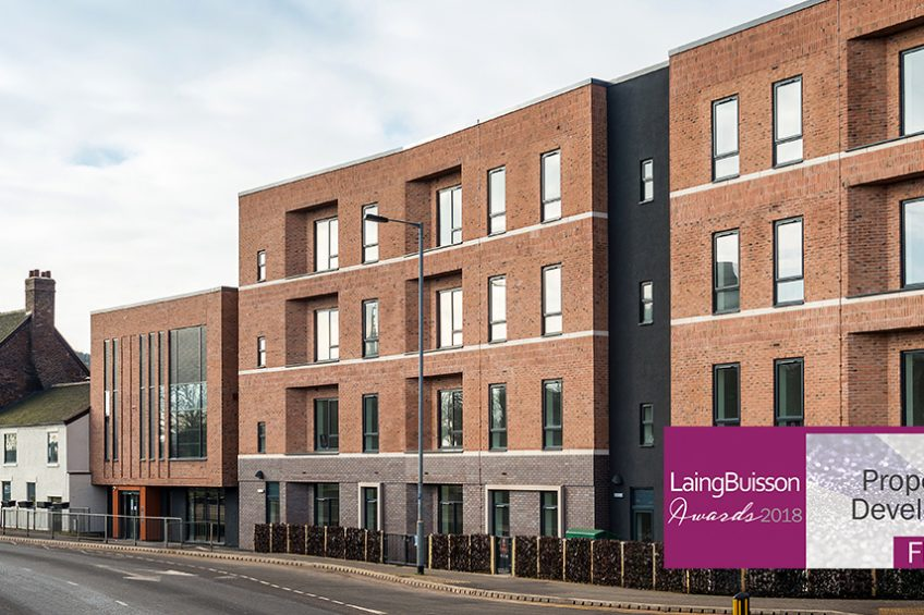 Prime shortlisted for Property Developer of the Year Award