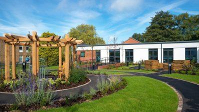 Dementia-friendly unit, West Heath