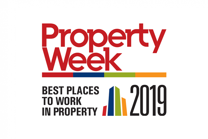 Prime named one of the Best Places to Work in Property for the second year running