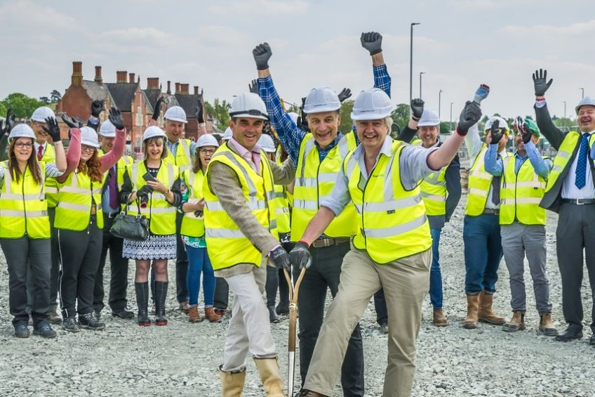 Prime starts construction of new Hereford Medical Centre