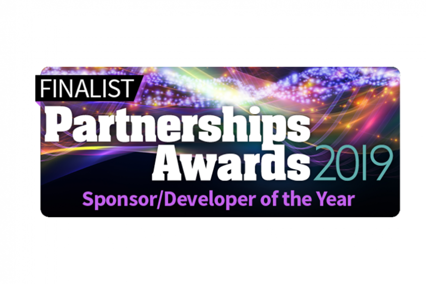 Prime Shortlisted for Developer of the Year Award