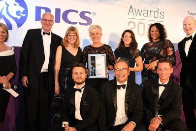 Belong Care Village scoops RICS Award for community benefit