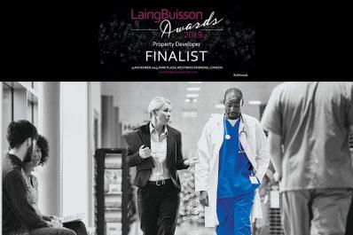 LaingBuisson Awards 2019