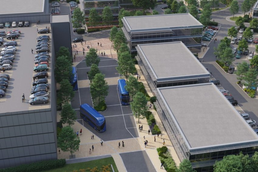 Test Valley Borough Council Grants Planning Permission for Hospital Park and Ride and Health Campus