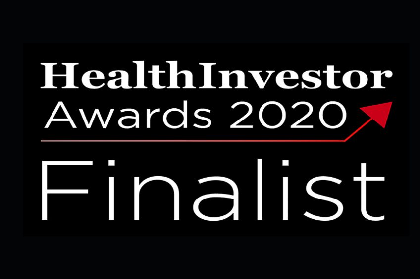 Prime named as finalist in HealthInvestor Awards 2020