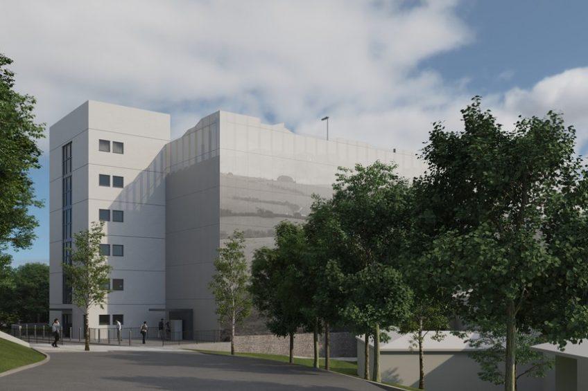 Dorset Council Grants Planning Permission for Hospital Multi-Storey Car Park