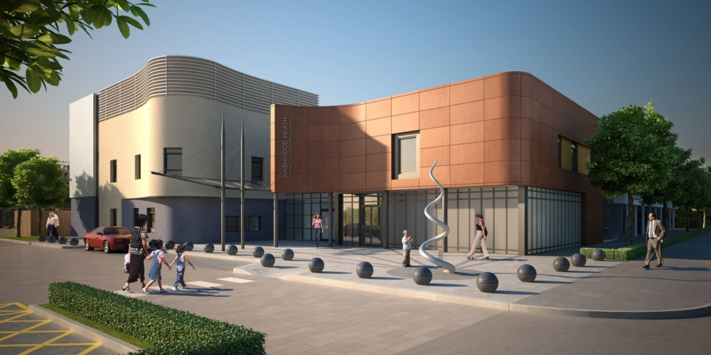 £15 million Washwood Heath Health and Wellbeing Centre reaches financial close