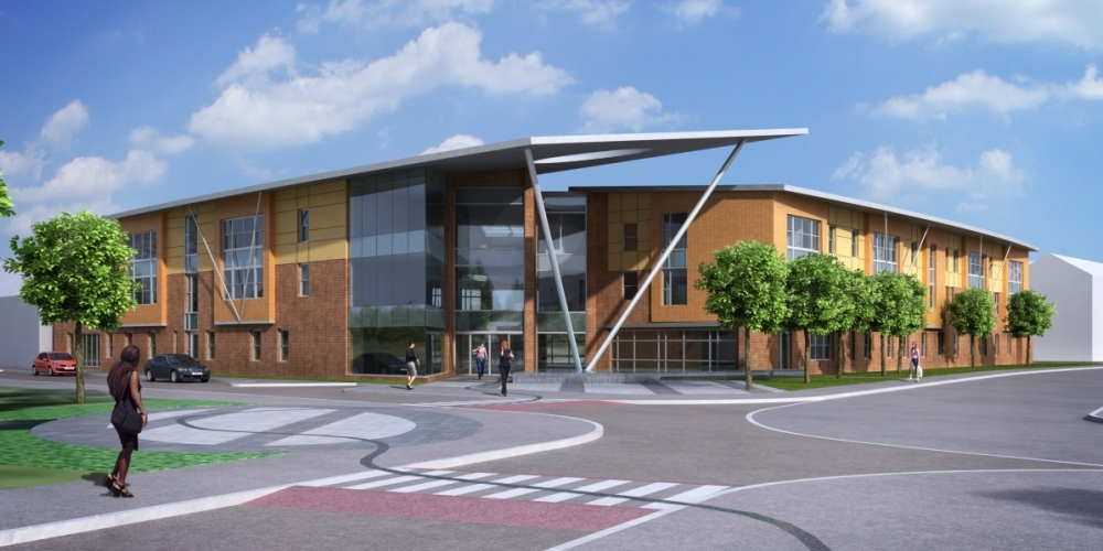 Green light for exciting new £12 million health and community centre for Sparkbrook