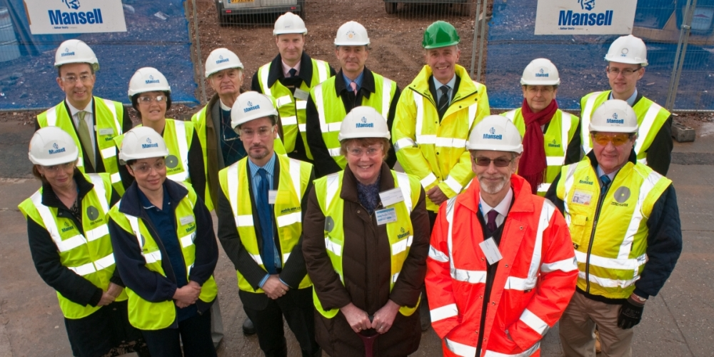 Countdown starts to new £13m Attwood Green Health Centre