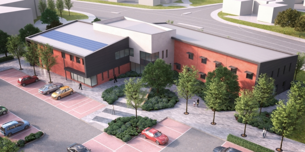 Worcester community to see plans for new St John's House Surgery