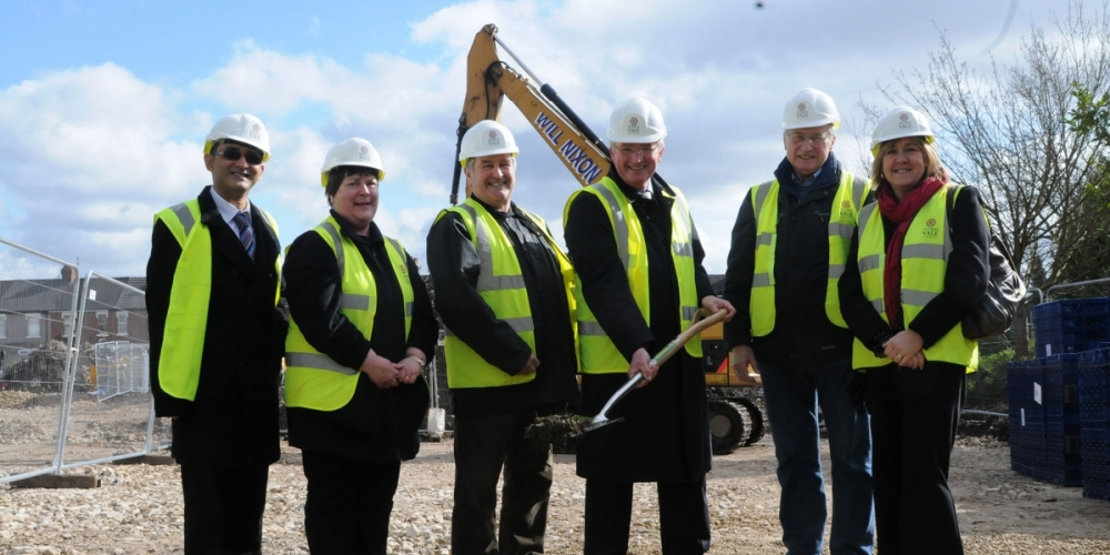 Building work for new Hartshill medical centre gets underway