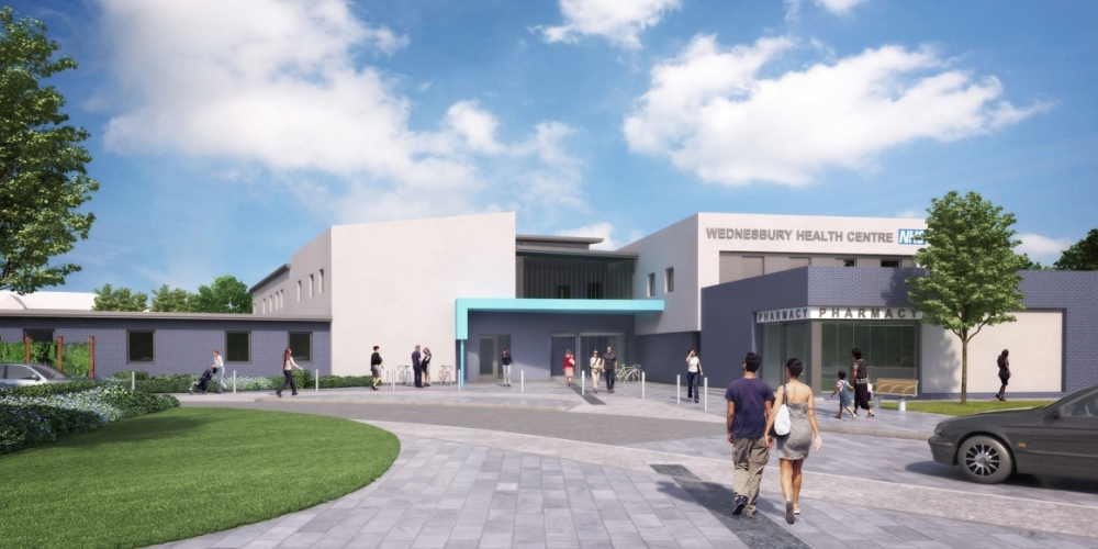 Opportunity for Wednesbury residents to have their say on plans for new health centre