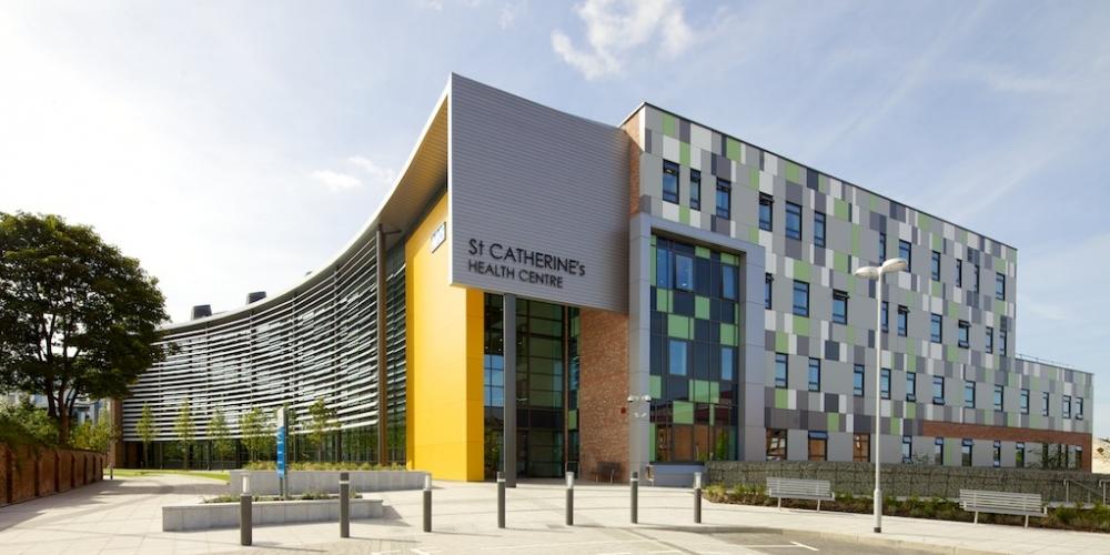 New tenants to move into £32 million health centre