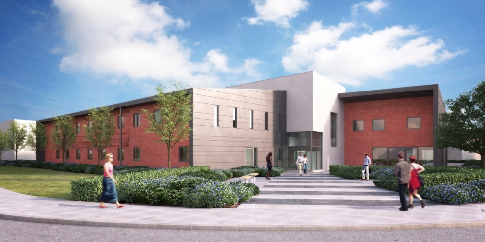 Construction now underway on St Johns House Medical Centre