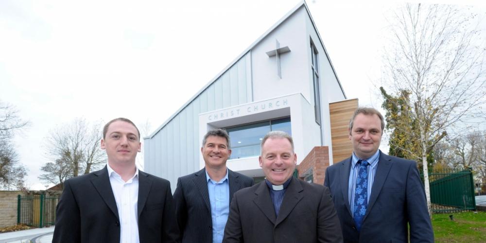 Completion celebration for Sparkbrook Church