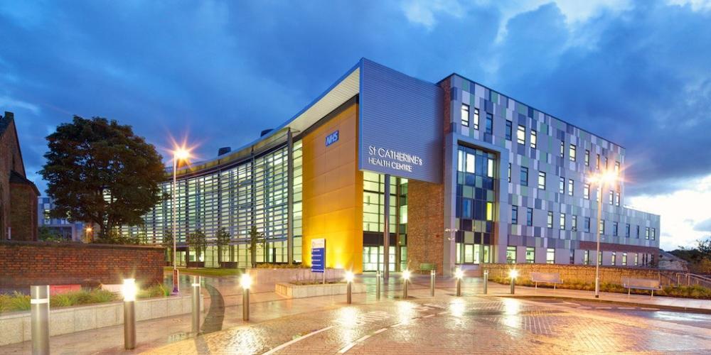 Landmark project completes in Birkenhead