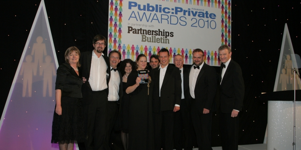 Prima 200 wins Best LIFT Company at the PPF Awards