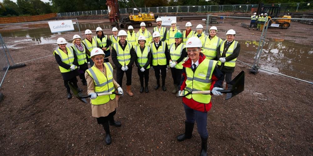 Start on site for Birmingham Dental Hospital and School of Dentistry