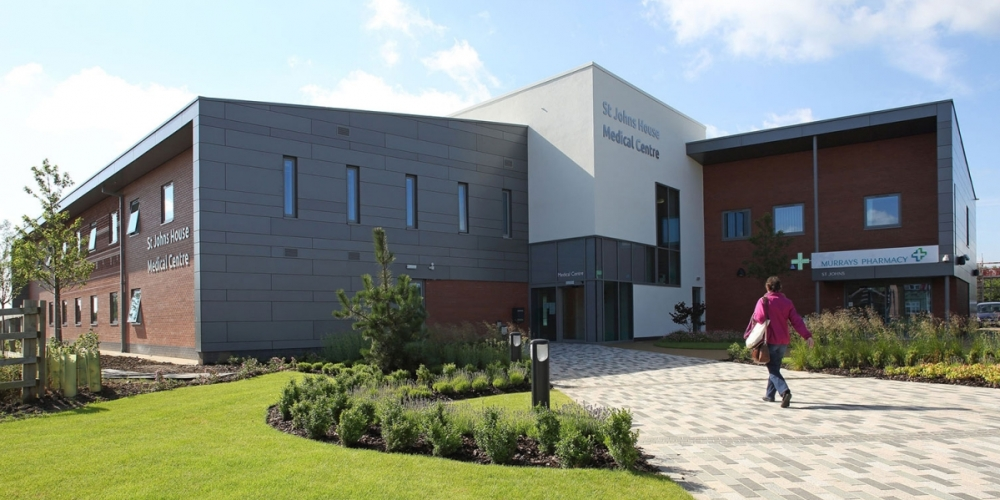 New St Johns House Medical Centre opens to patients