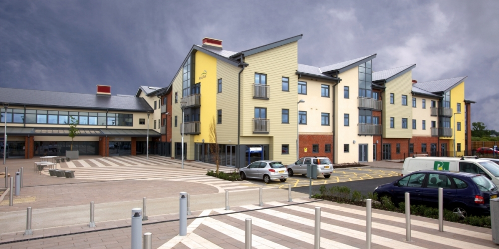 Award wins for innovative health and extra care development